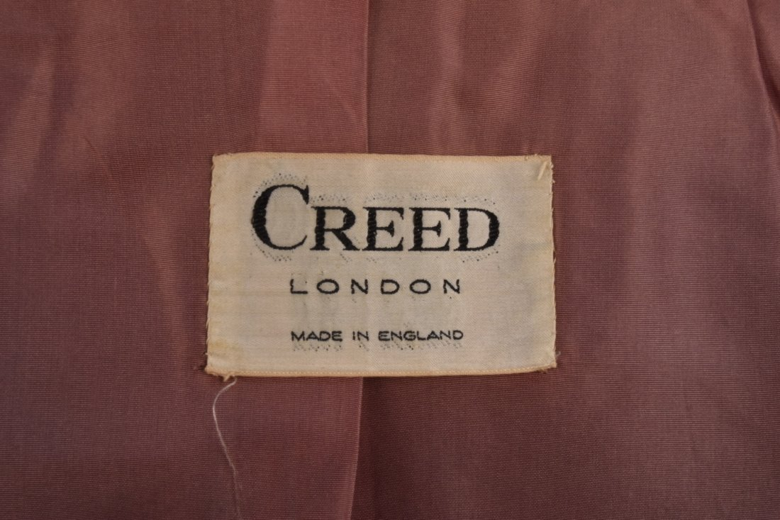 CREED LONDON 3-PIECE WOOL ENSEMBLE, 1950s - 5