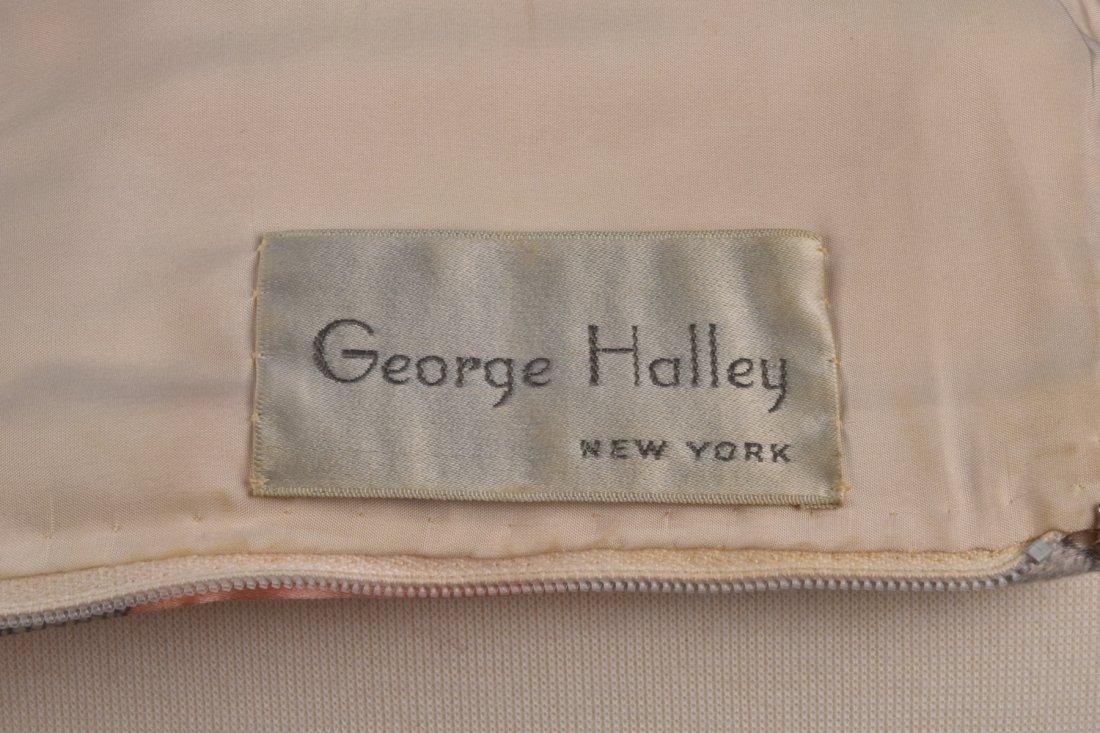 GEORGE HALLEY MOD SILK TUNIC and PANTS, c. 1970 - 3