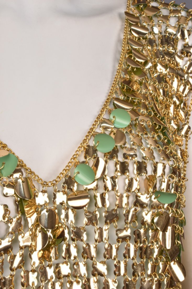 SEQUINED CHAIN MAIL SHEATH, c. 1966 - 4