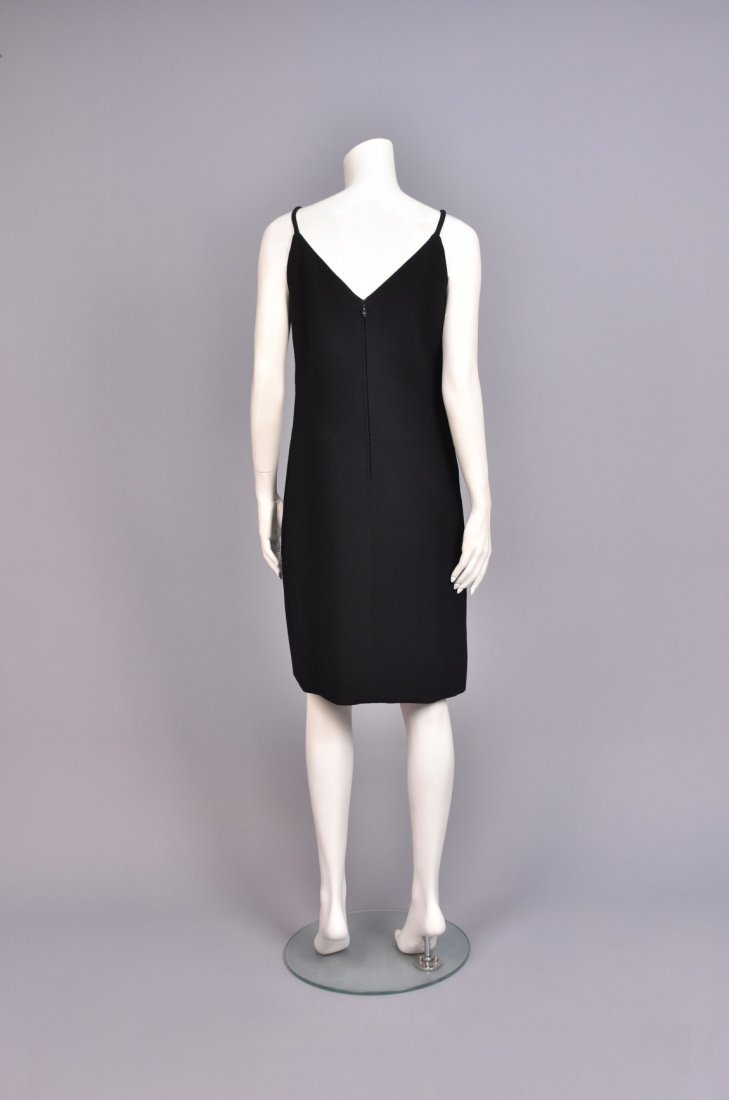 NORELL ATTRIBUTED WOOL DAY DRESS, 1960s - 2