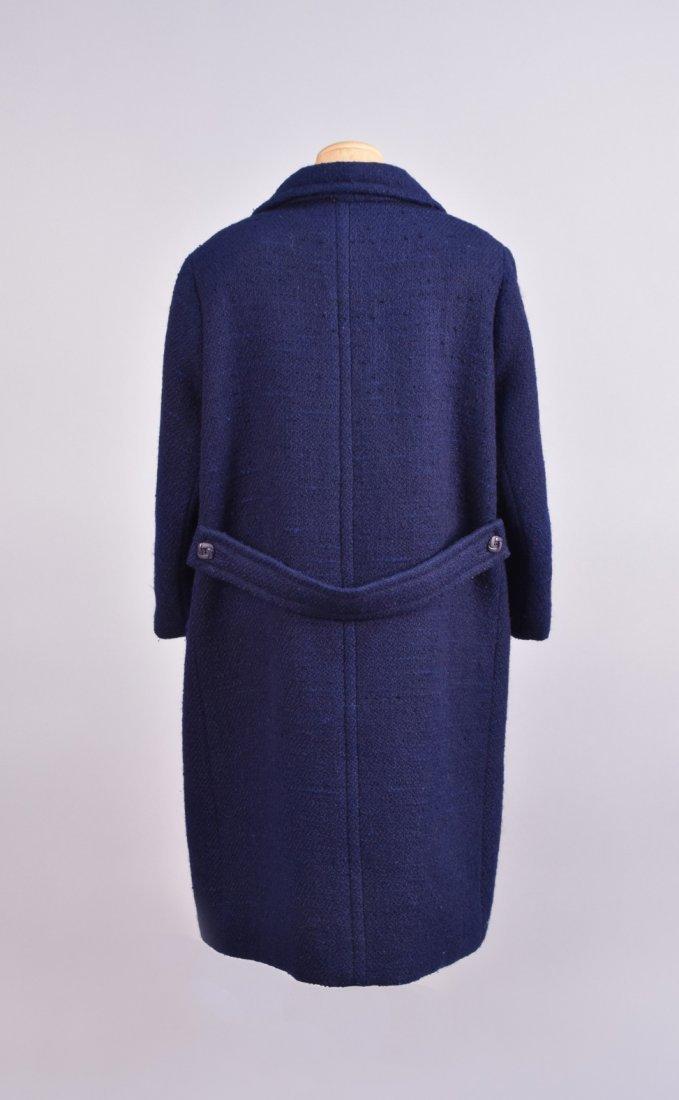BALENCIAGA COUTURE COAT, 1960s - 2