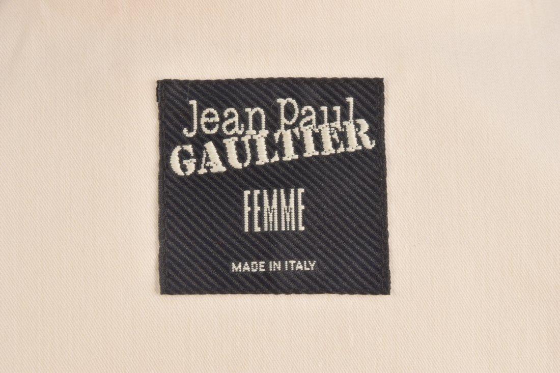 JEAN PAUL GAULTIER 3-PIECE CORSET ENSEMBLE - 5