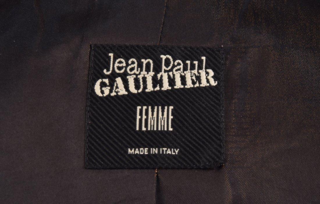 JEAN PAUL GAULTIER TROMPE L'OEIL JACKET, 2004 - 4