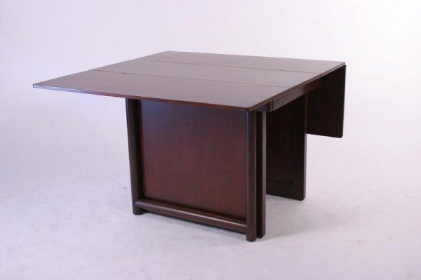 24: Dunbar Mid Century Modern Dining table, USA 1950