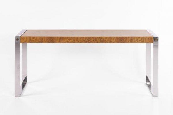12: Milo Baughman Console table, USA circa 1950