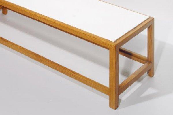 14: Dunbar Long coffee table, USA, c. 1950