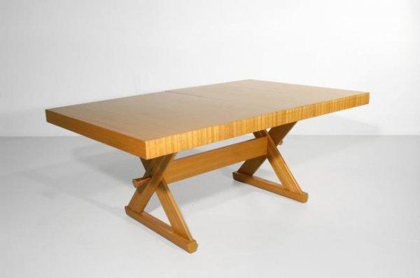 19: Paul Laszlo Dining table, USA, c. 1950