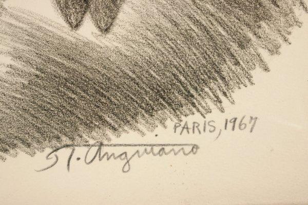 181: Raul Anguiano: Venus Lespugue, Paris 1967 - 2