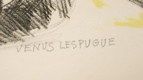 181: Raul Anguiano: Venus Lespugue, Paris 1967 - 3