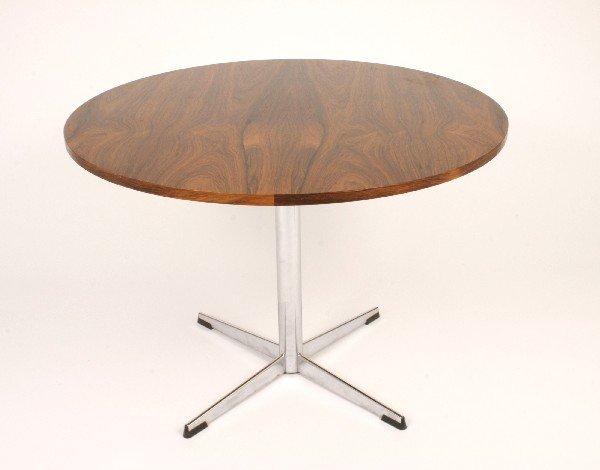 4: Arne Jacobsen coffee table, Denmark c. 1950