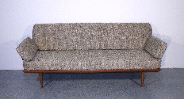 7: Peter Hvidt sofa, Denmark c. 1950