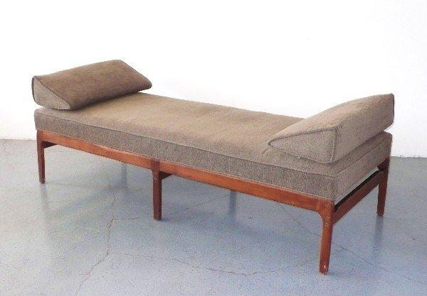9: Danish Modern bench c. 1950