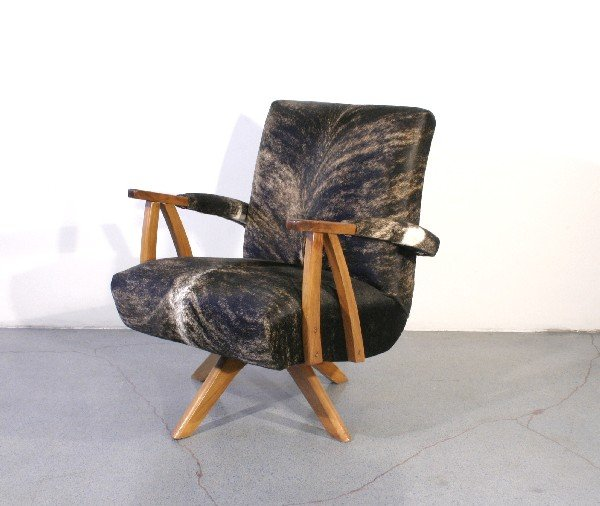 18: Hans J. Wegner early armchair c. 1940