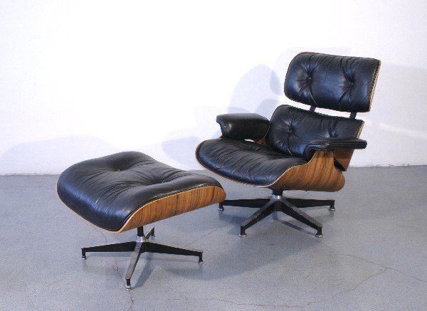 69: Charles and Ray Eames for Herman Miller 1950's