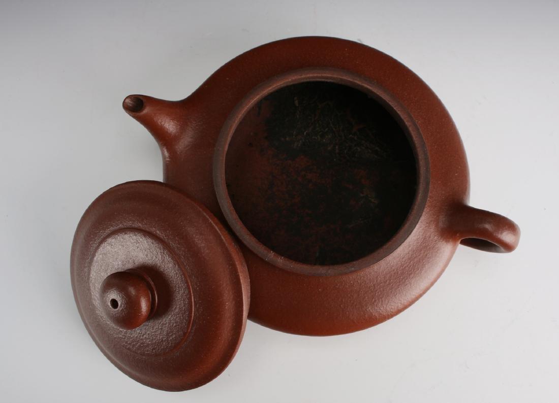 YIXING TEA POT - 3