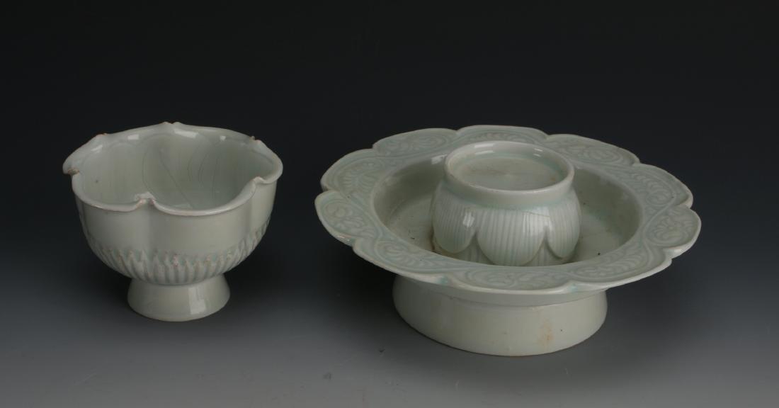 CELADON CEREMONIAL CUP - 4