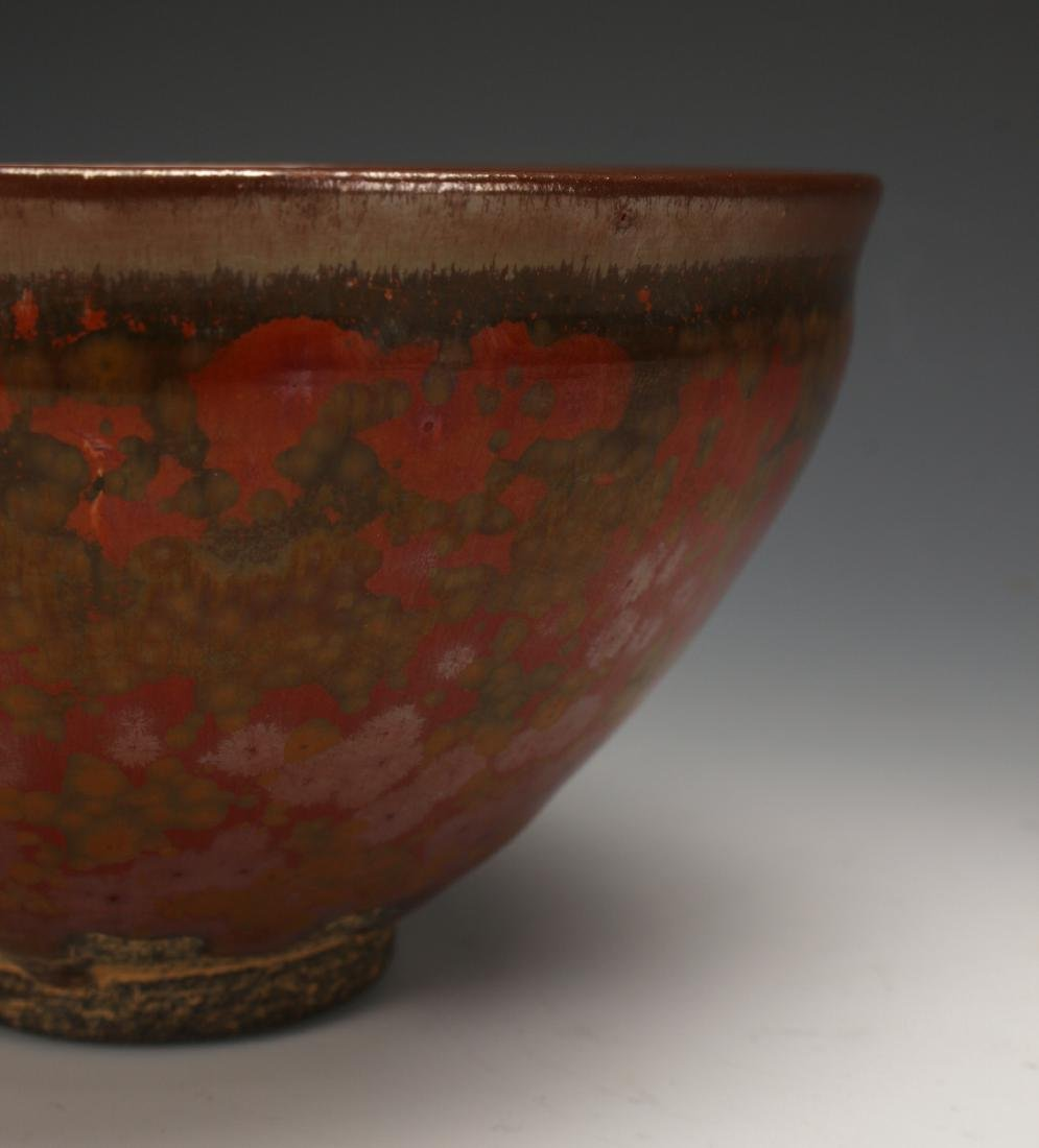 CRATER GLAZED BOWL - 3