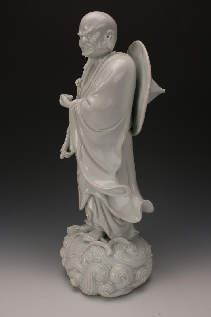 DANHUA CHINESE LOUHAN FIGURE - 3