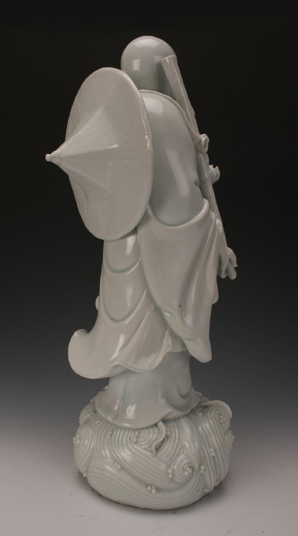 DANHUA CHINESE LOUHAN FIGURE - 4