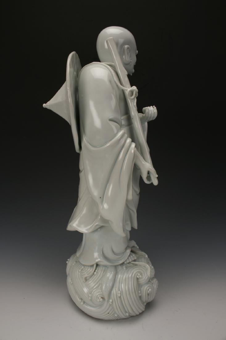 DANHUA CHINESE LOUHAN FIGURE - 5
