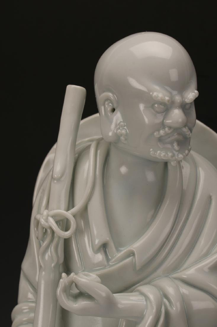DANHUA CHINESE LOUHAN FIGURE - 6