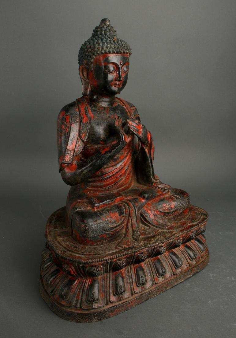 BRONZE BUDDHA - 2