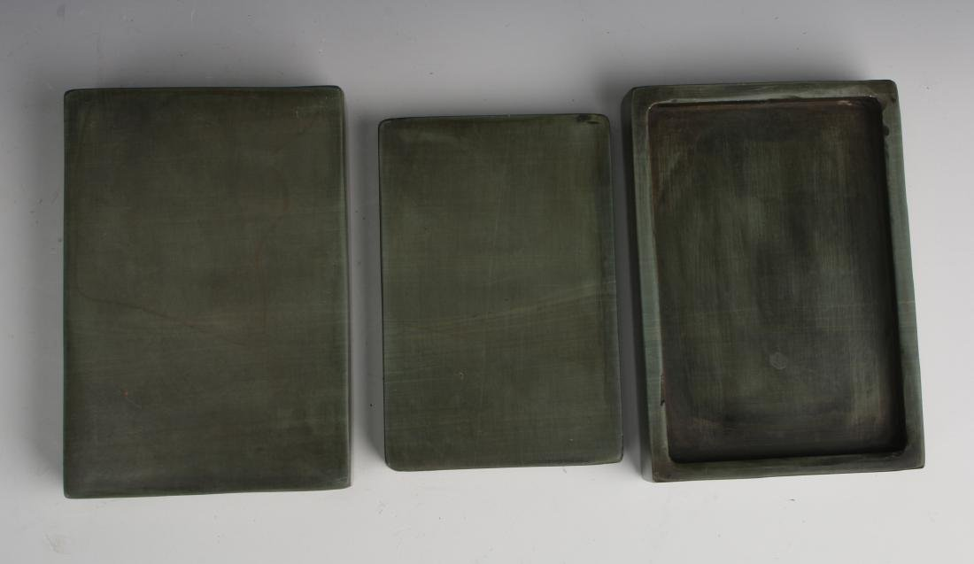 GREEN INK STONE IN BOX - 4