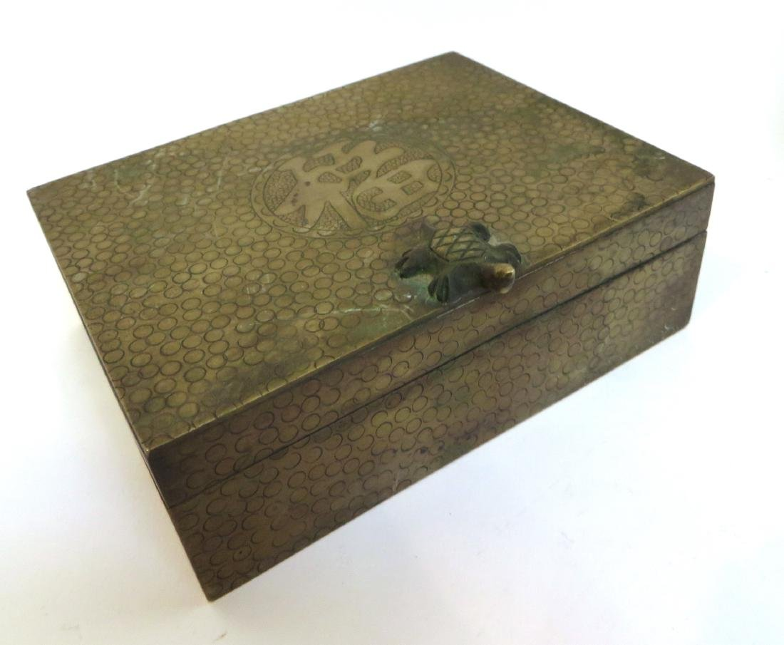 BRASS BOXES - 3