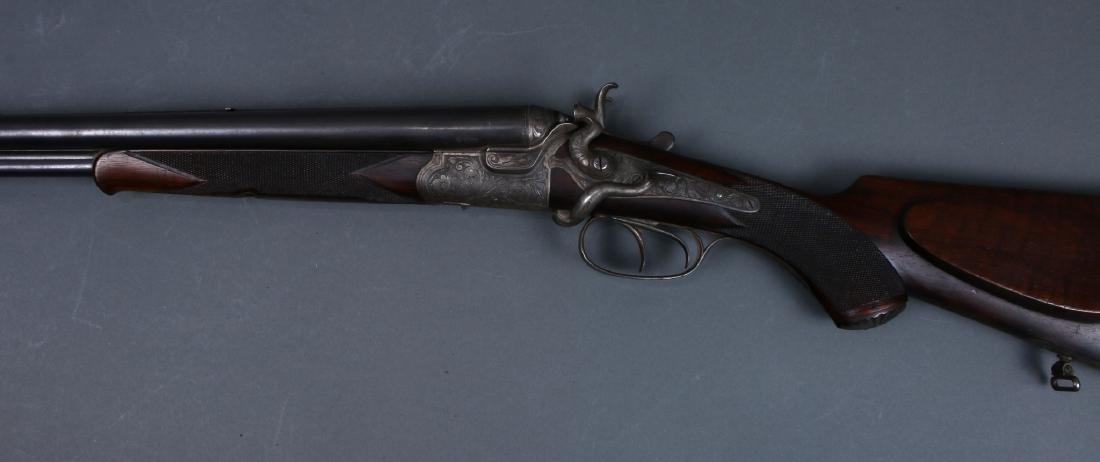 THIEME SCHLEGELMILCH-SUHL 1880S 3 BARREL SHOTGUN - 3