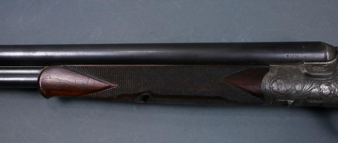 THIEME SCHLEGELMILCH-SUHL 1880S 3 BARREL SHOTGUN - 6