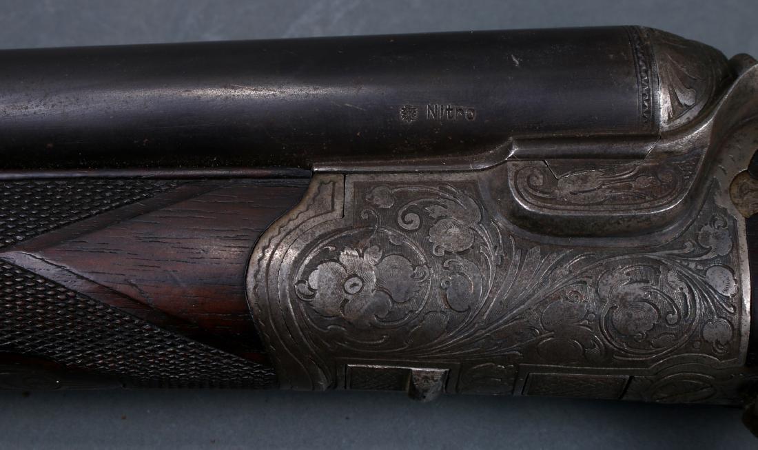 THIEME SCHLEGELMILCH-SUHL 1880S 3 BARREL SHOTGUN - 7