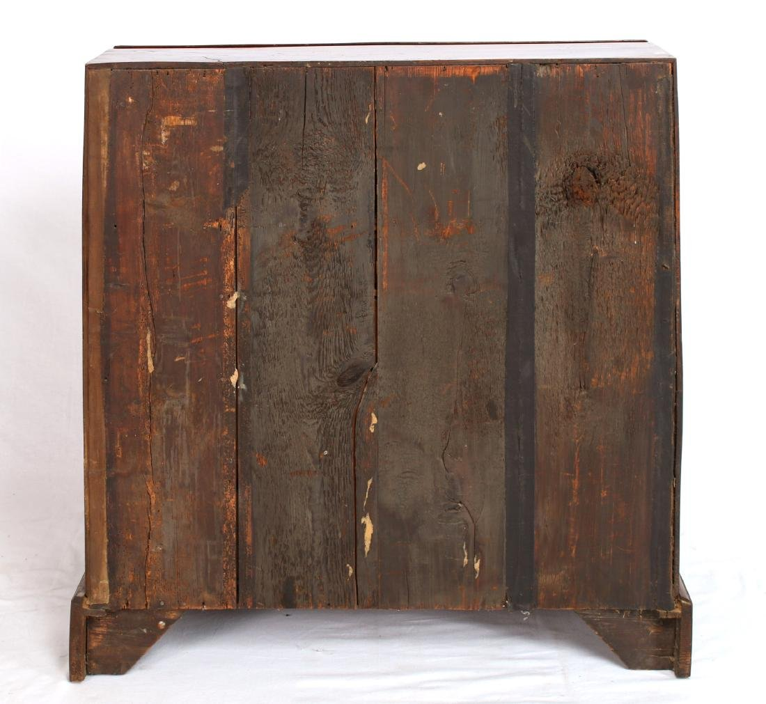 CHEST OF DRAWERS WITH DESK TOP C 1800 - 10