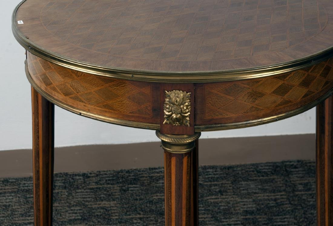 ROUND END TABLE - 5