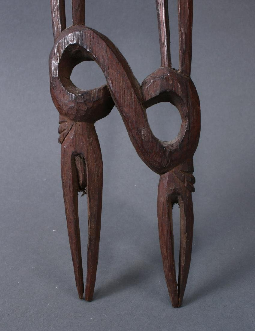 OCEANIC CARVING - 6