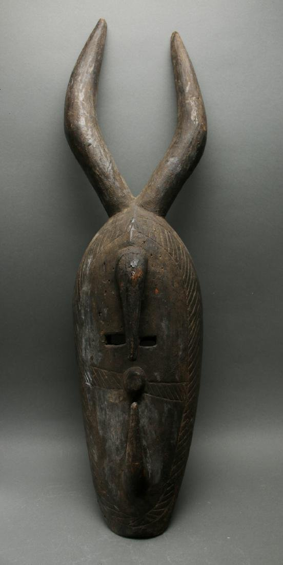 AFRICAN HORNED MASK