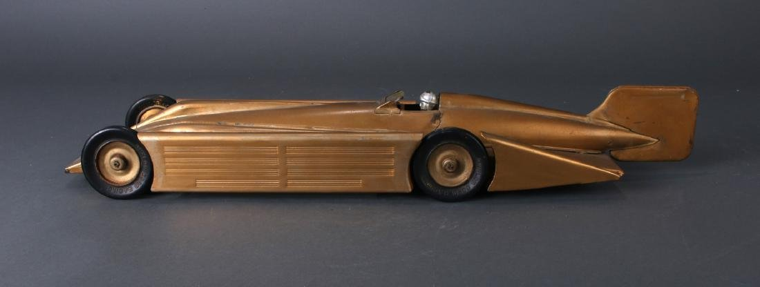 1930S KINGSBURY MOTOR DRIVEN STREAMLINE RACE CAR - 2