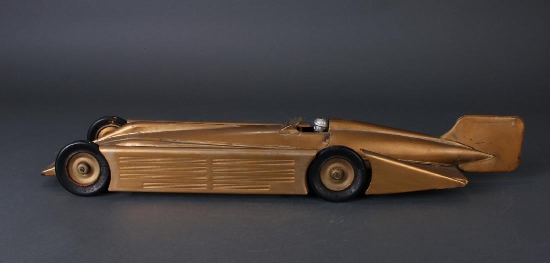 1930S KINGSBURY MOTOR DRIVEN STREAMLINE RACE CAR - 4