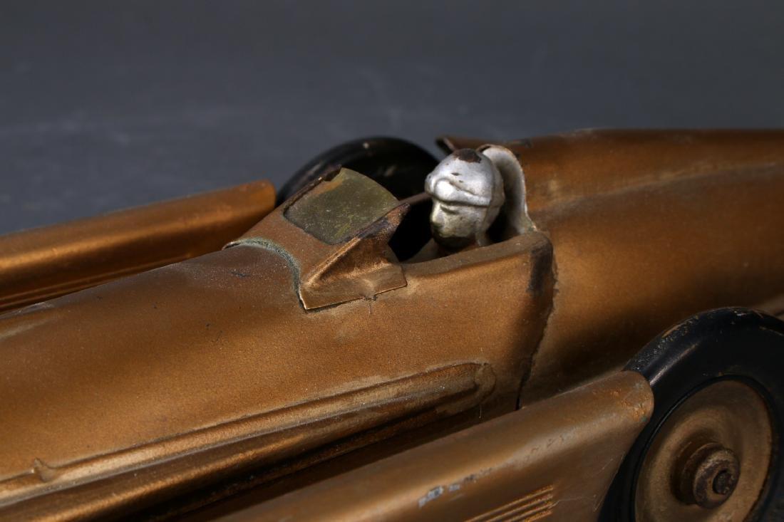 1930S KINGSBURY MOTOR DRIVEN STREAMLINE RACE CAR - 7