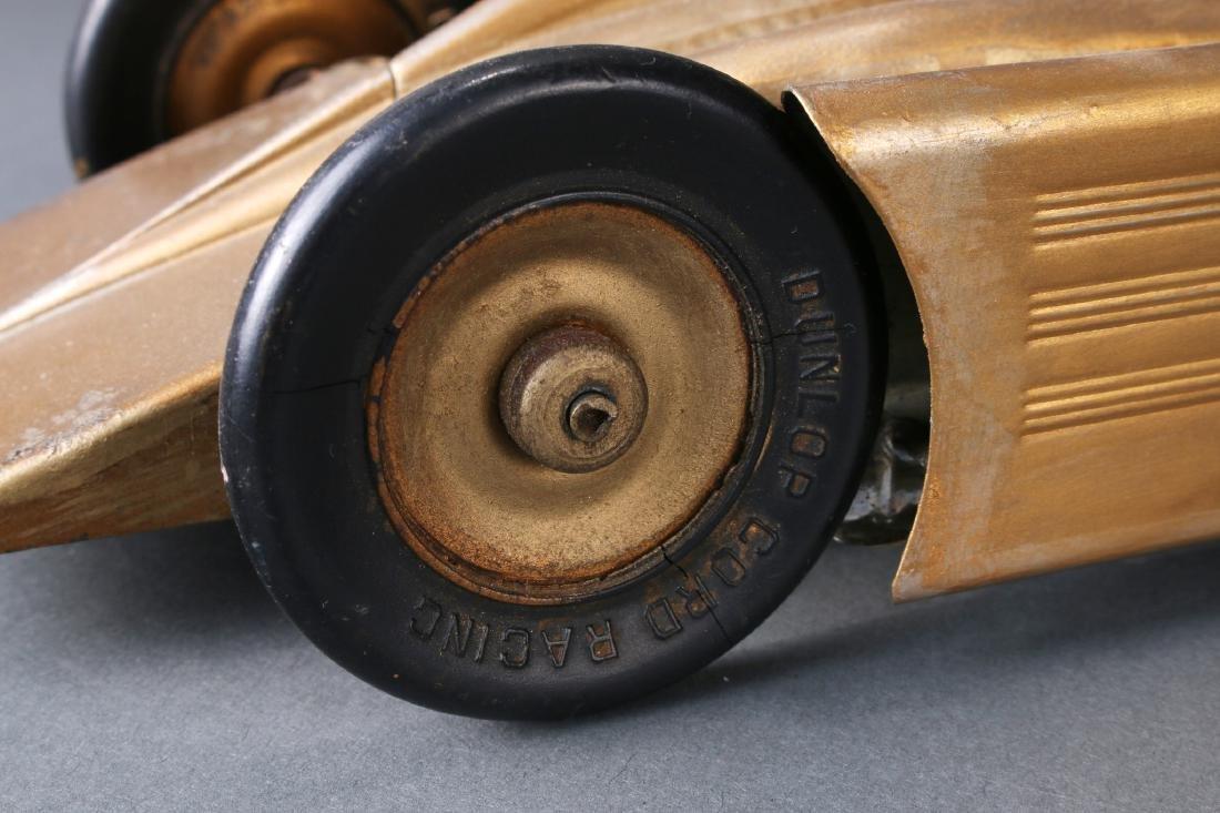 1930S KINGSBURY MOTOR DRIVEN STREAMLINE RACE CAR - 8
