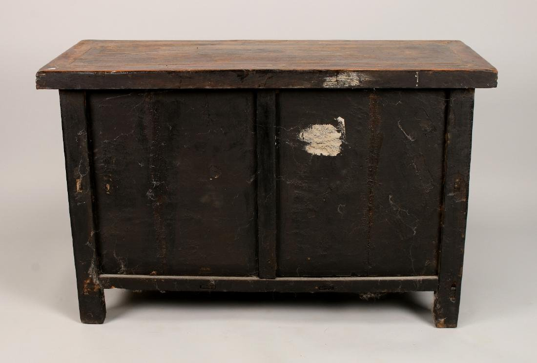 CHINESE ELM CABINET - 10
