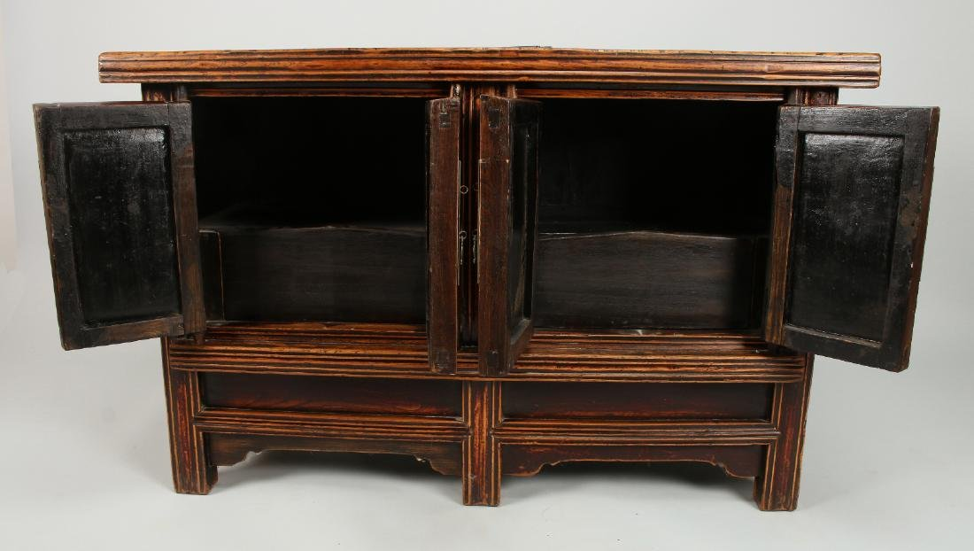 CHINESE ELM CABINET - 6