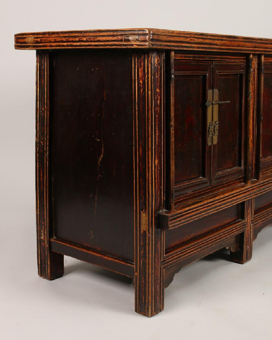 CHINESE ELM CABINET - 8