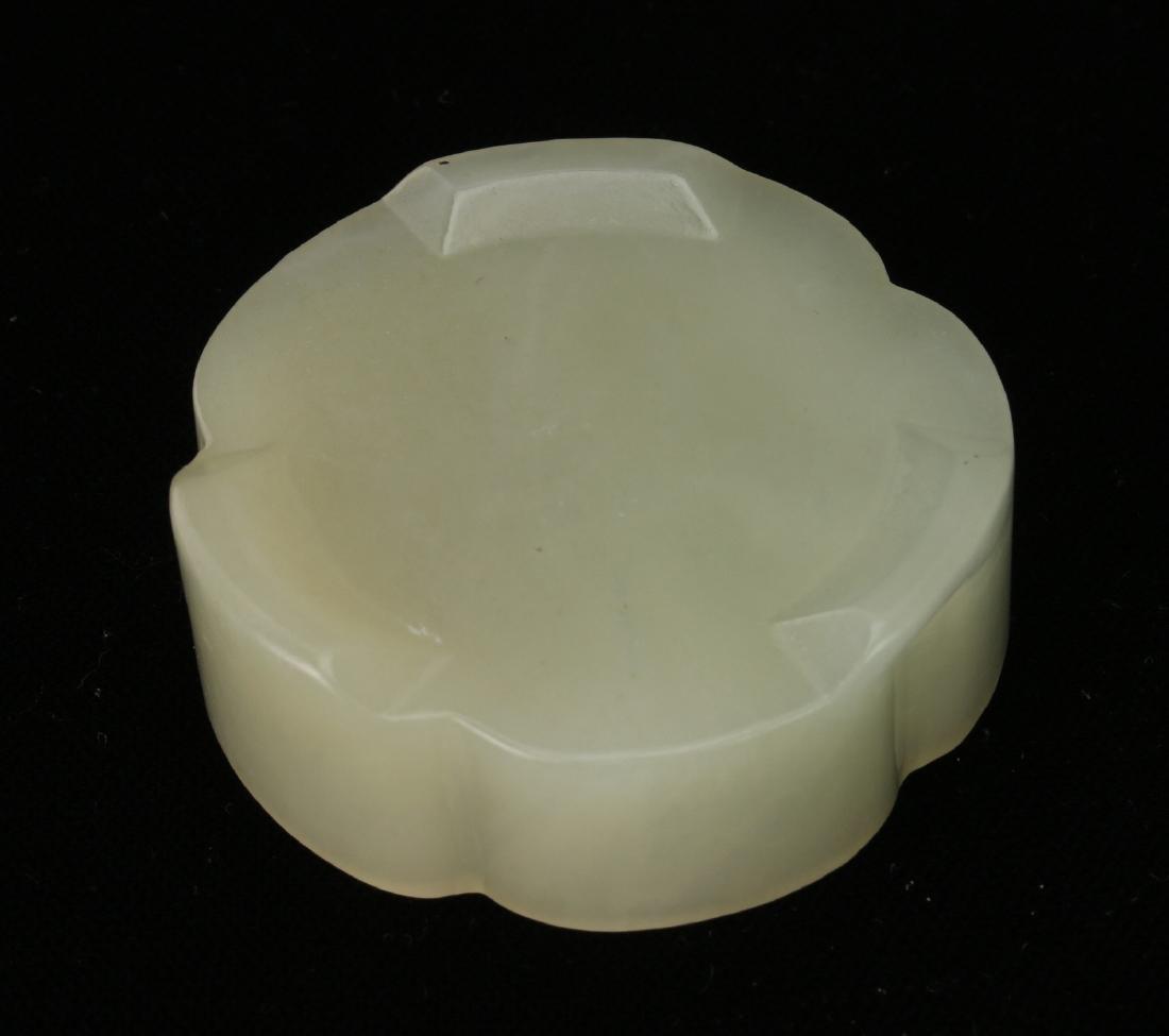 WHITE JADE BRUSH WASHER - 4