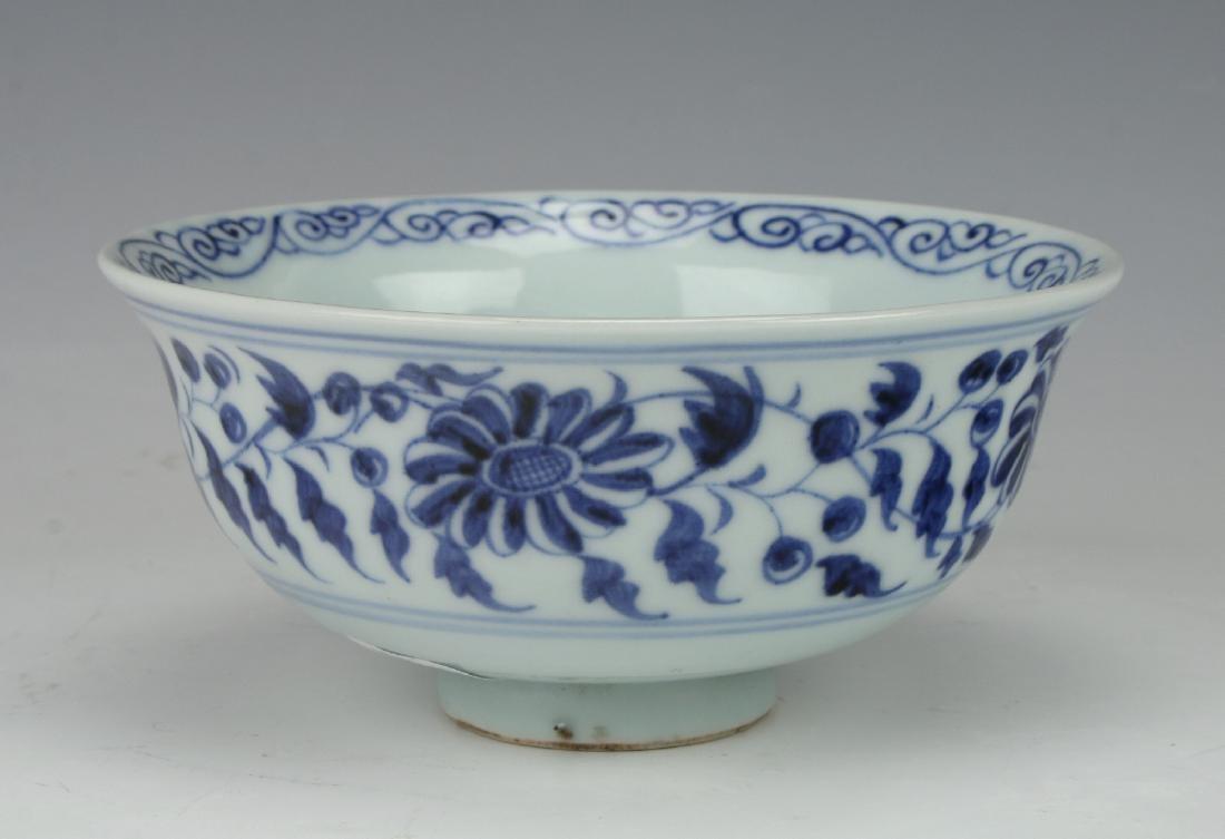 BLUE & CELADON BOWL - 4