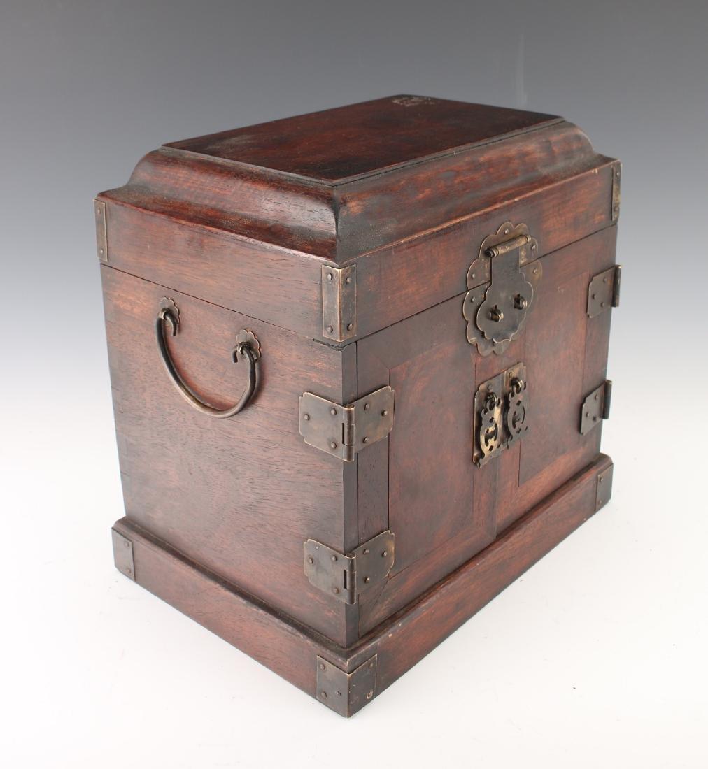 HUANGHUALI JEWELRY BOX