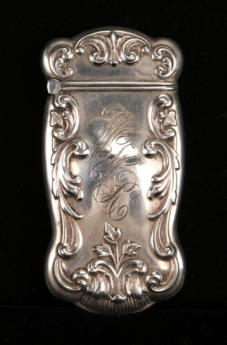 1907 GORHAM STERLING MATCH SAFE
