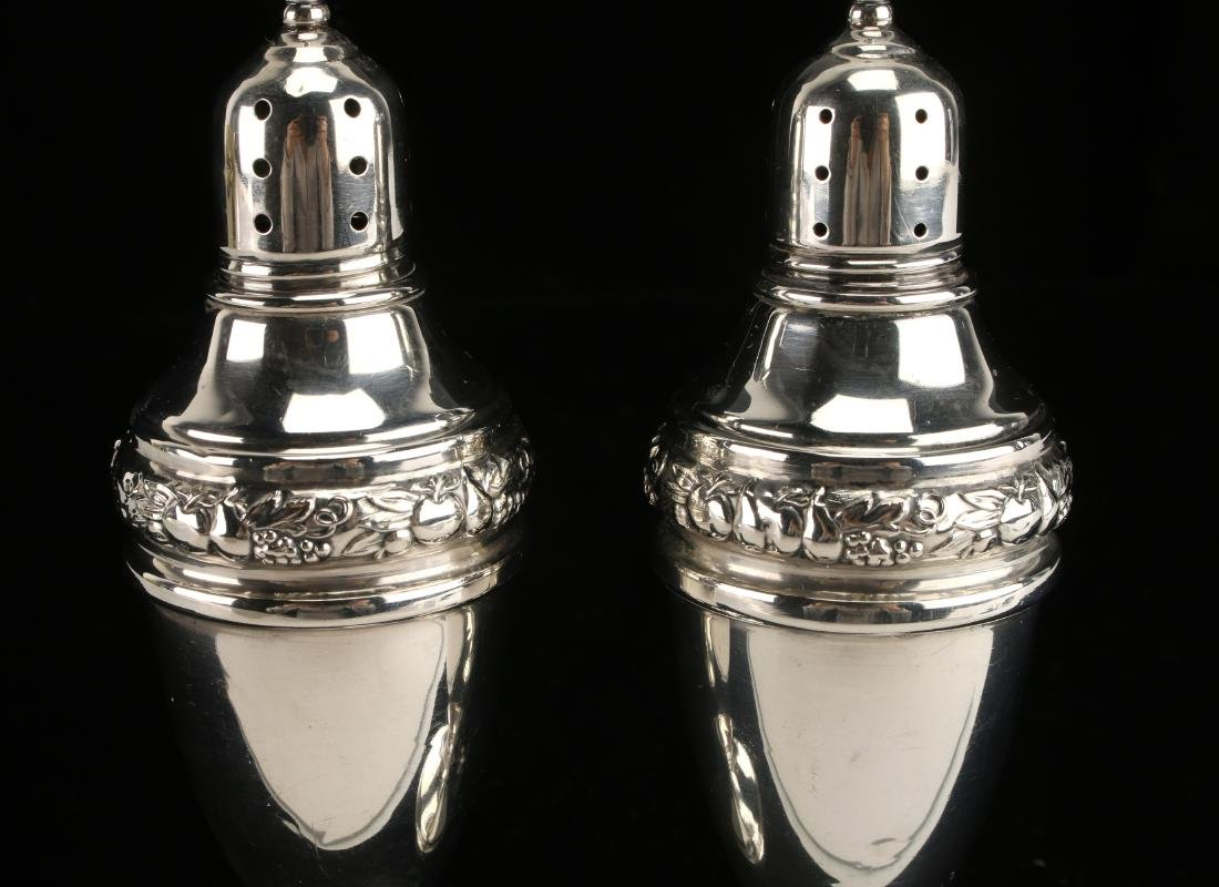 REVERE STERLING SALT & PEPPER SHAKER - 3