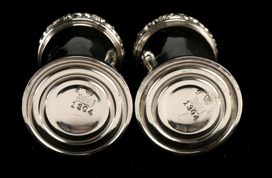 REVERE STERLING SALT & PEPPER SHAKER - 4