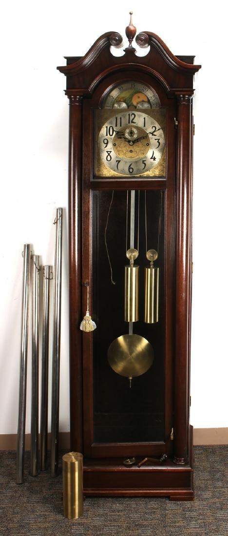 HERSCHEDE HALL CLOCK