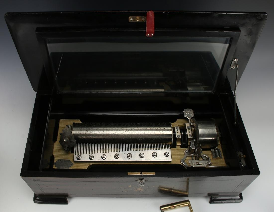 JACOT'S SWISS MUSIC BOX C. 1890 - 2